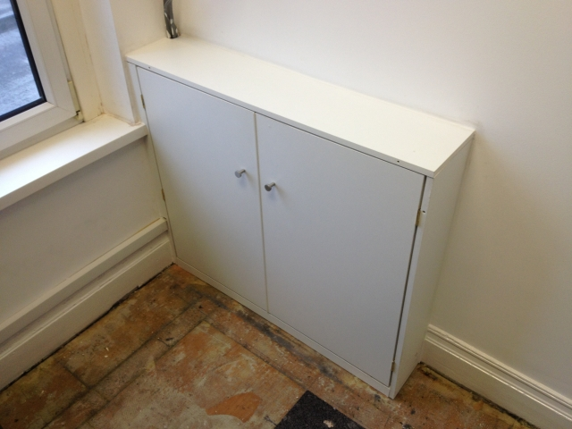 Joinery - small cupboard - small cupboard