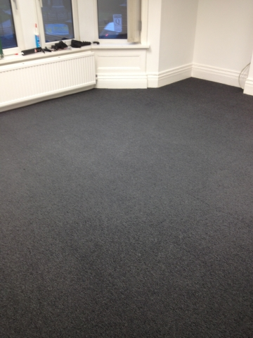 Flooring - carpet tiles - carpet tiles